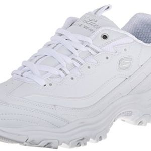 Skechers Women's D'Lites Memory Foam **WIDE**Sneak